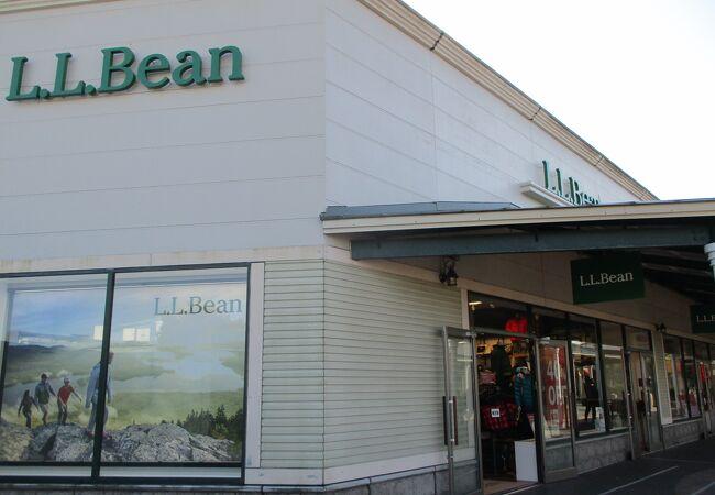 L.L.Bean  (御殿場プレミアムアウトレット)