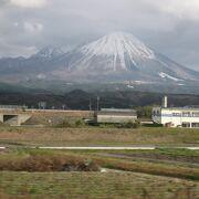 富士山みたい