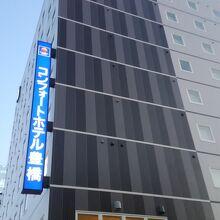 豊橋駅前の大通り沿いにあり、駅から近くて良い立地です。
