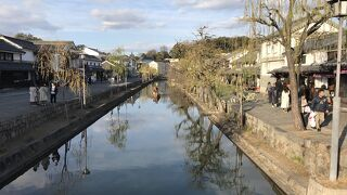 倉敷美観地区(倉敷):街中の別世界