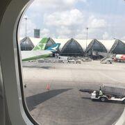 Suvarnabhumi International Airport (BKK)