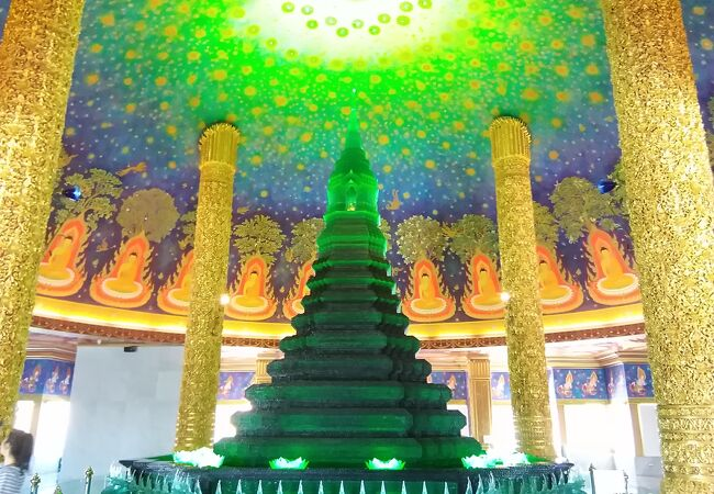 噂以上に感動できる寺院