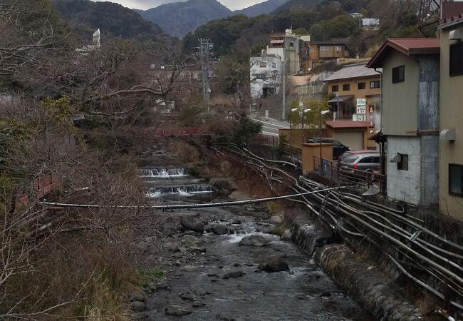 奥湯河原温泉