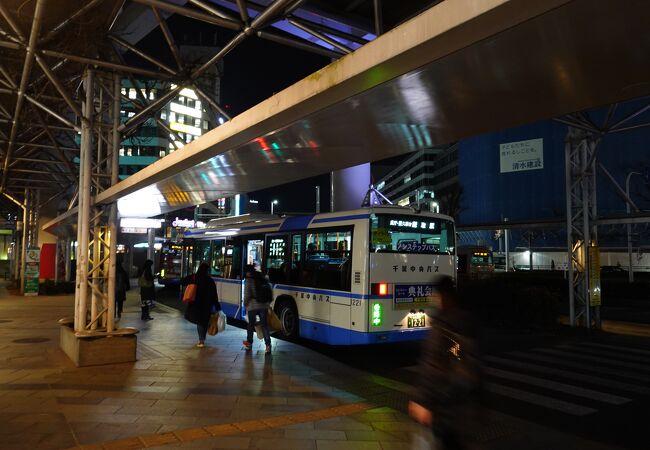 路線バス (千葉中央バス)
