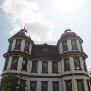 レトロな洋館 旧弘前市立図書館