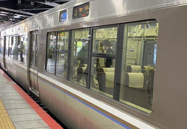 JR西日本 新快速 (223系・225系) クチコミ・アクセス・営業時間|姫路 ...