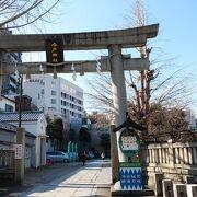 浅草今戸にある広めの神社