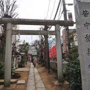 百人町という町の名の由来となった神社