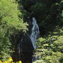 日本の滝100選「七滝」