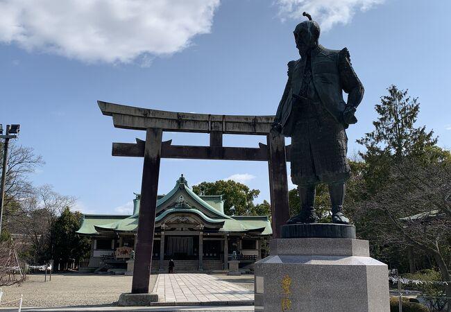 大阪城二の丸