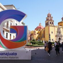 Parroquia de Basilica Colegiata de Nuestra Senora de Guanajuato