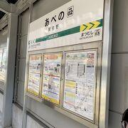 駅はどこに?