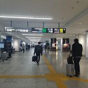 九州各地に行ける高速バスが出ています。