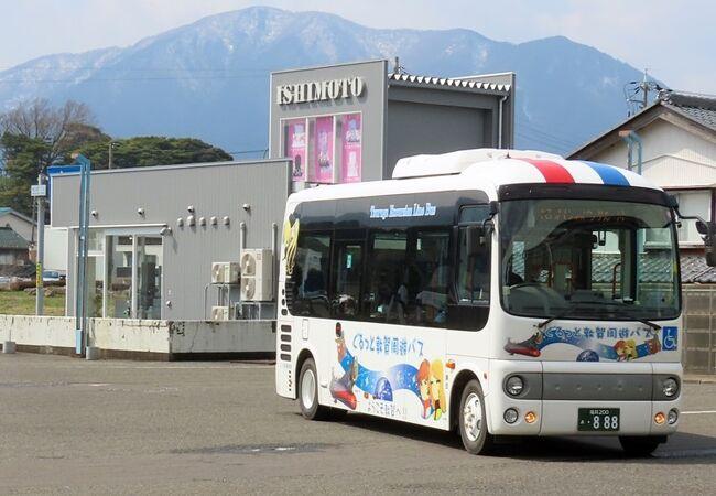 市内巡回バス