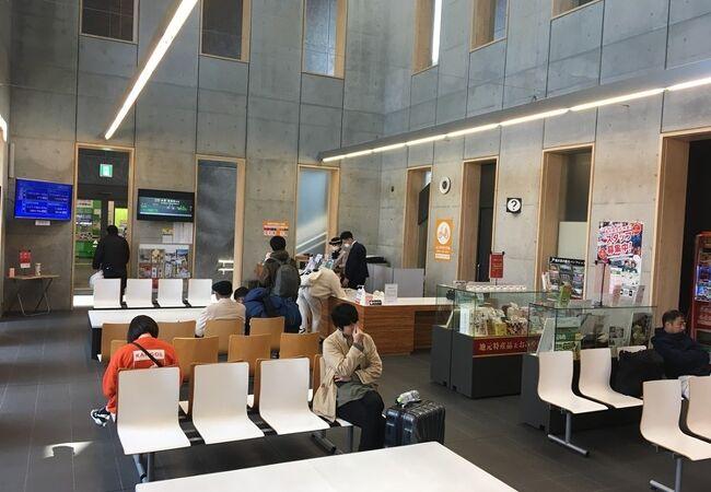 敦賀観光案内所