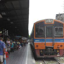 ウォンウェンヤイ駅