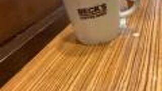 BECK'S COFFEE SHOP 四ッ谷店