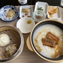 朝食(中華)