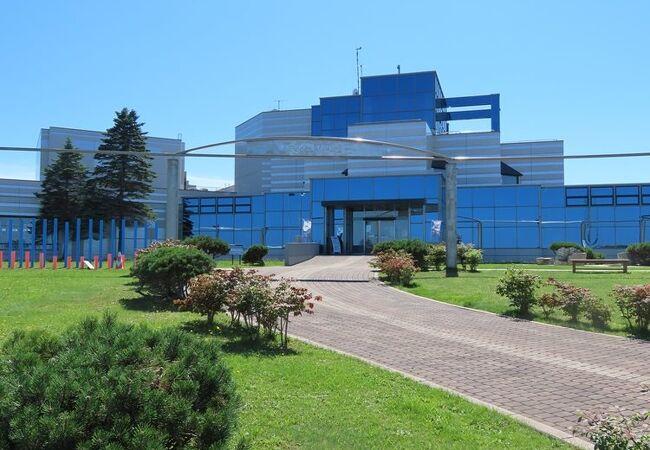 北海道オホーツク流氷科学センター「GIZA」