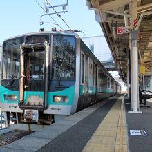 小浜行き125系電車@敦賀
