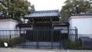 三井家の発祥地は松阪だった