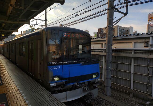 東武野田線 (東武アーバンライン)