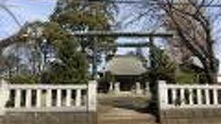 小動神社 (高座郡)