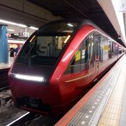 近鉄特急の新しい主力車両でした。