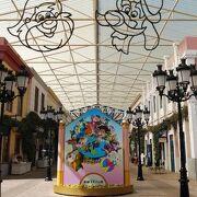 アトラクションが充実したスペインのテーマパーク