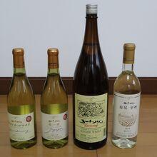購入したワイン4本