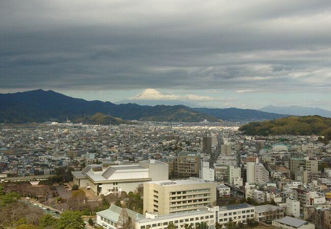 静岡県庁舎