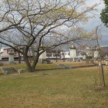 福岡藩主黒田家墓所