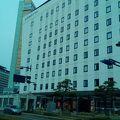 JR高松駅前にあるホテルです。