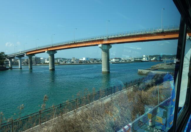 本渡瀬戸歩道橋