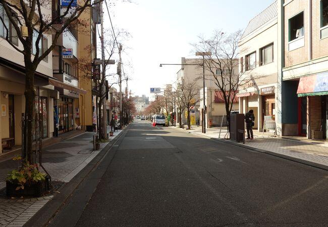 朝日通り商店街