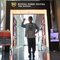 国際線ターミナルに直結のホテル