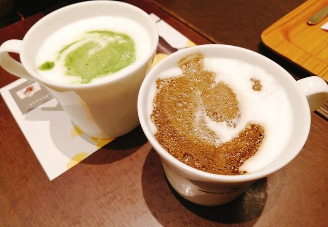 nana's green tea ららぽーと富士見店