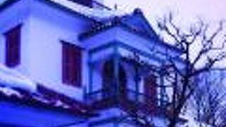 天童織田の里歴史館(天童市立旧東村山郡役所資料館)