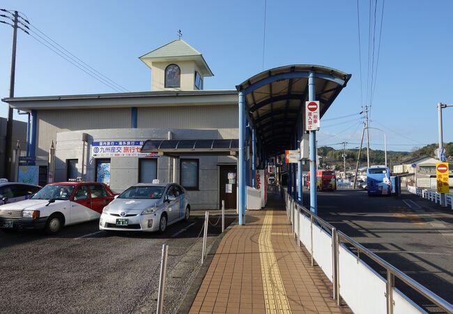 本渡バスセンター