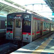 高松から丸亀駅まで利用しました。