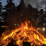 仙台どんと祭と言えば大崎八幡神社