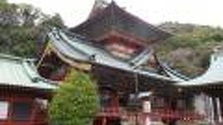浅間神社 大拝殿