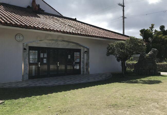 黒島伝統芸能館