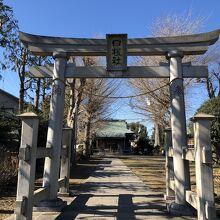 日枝神社 (横浜市瀬谷区)