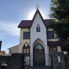 日本キリスト教団大磯教会