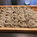 へぎ蕎麦と栃尾揚げ