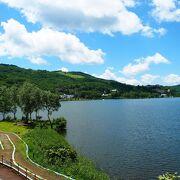 7月下旬でも涼しくて避暑地のイメージがピッタリ:白樺湖
