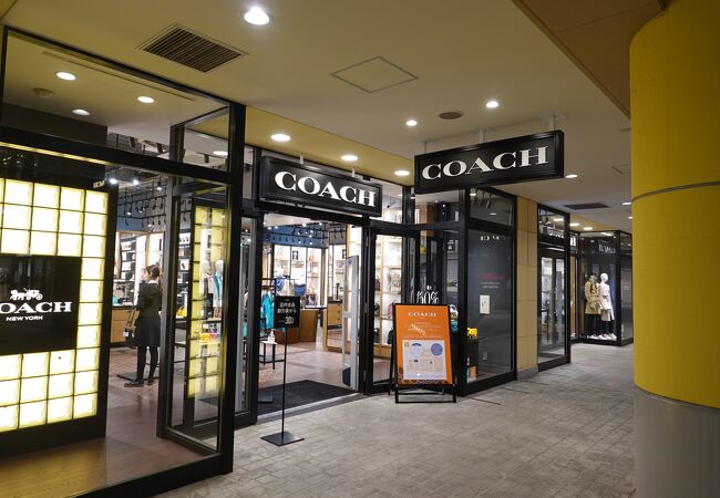 COACH FACTORY (三井アウトレットパーク幕張店)