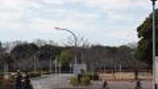 花見川緑地交通公園