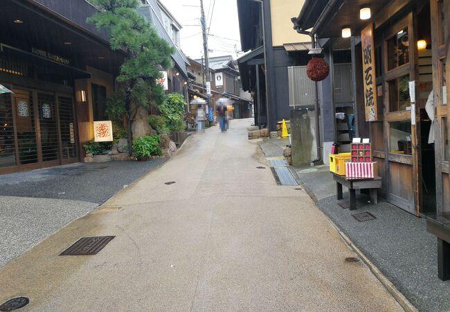 有馬本街道(湯本坂)